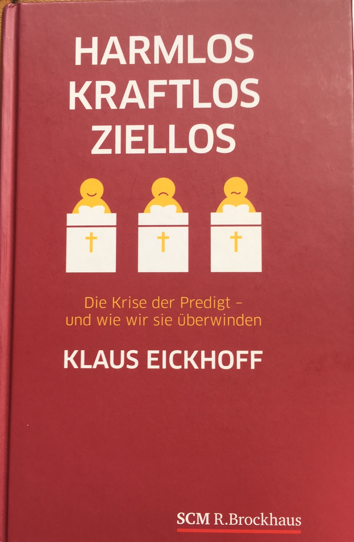 Eickhoff harmlos